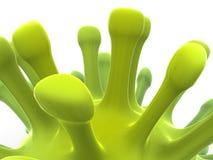 Microbe. Stock Photos