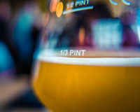 Microbrewery Beer Royalty Free Stock Photos