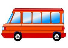 Microbus Royalty Free Stock Photos