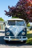 Microbus de Tofino Volkswagen Foto de Stock Royalty Free
