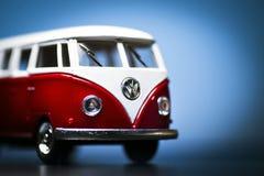 Microbus de Volkswagen Fotos de archivo