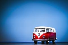 Microbus de Volkswagen Imágenes de archivo libres de regalías