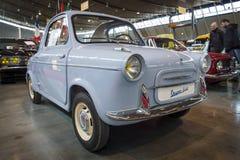 Microcar-Vespa 400, produziert von ACMA, 1961 Stockfoto