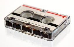 Microcassette dla dyktafonu zdjęcie stock