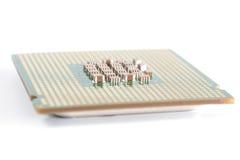 Microchip Foto de archivo libre de regalías