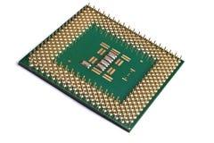 Microchip Immagine Stock