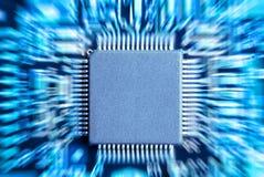 Microchip fotografía de archivo