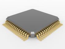 microchip Fotografia Stock