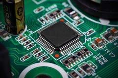 microchip Fotografía de archivo libre de regalías