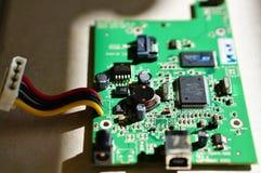 microchip stock afbeeldingen