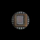 microchip Royaltyfria Foton
