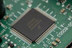 microchip royaltyfri bild