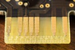 microchip Arkivbilder