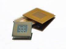 microchipes Fotos de archivo libres de regalías