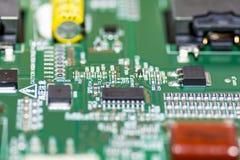microchips Arkivbilder