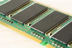 microchips royaltyfria foton