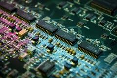 microchips Royaltyfri Bild