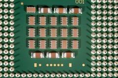 microchips stock foto's