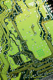 Microchips Details Royalty Free Stock Photos