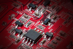Microcircuit Stock Images
