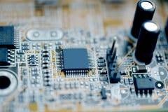 microcircuit Zdjęcie Stock