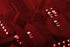 Microcircuit Stock Photography
