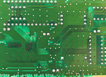 Microcircuit Royalty Free Stock Photography