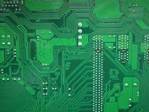 Microcircuit Stock Image