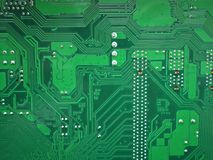 microcircuito Imagem de Stock