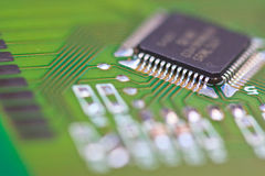 Microcontrollers Stock Images