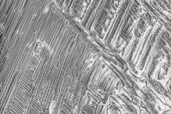 Microcrystals θειικού άλατος αμμωνίου Στοκ Εικόνες