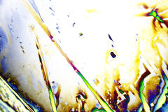 Microcrystals Royaltyfria Foton