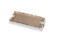 Microelectronics składnik Zdjęcia Royalty Free