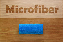 microfiber Arkivbild