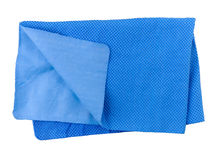 Microfiber cloth Royalty Free Stock Photos