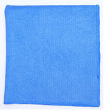 Microfiber cloth Royalty Free Stock Photography