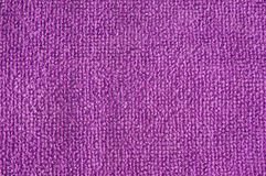 Microfiber cloth surface Royalty Free Stock Image