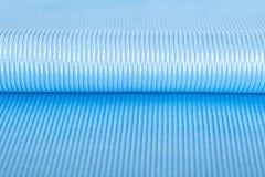Microfiber cloth texture closeup Stock Images