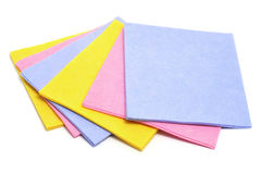 Microfiber dishcloths Royalty Free Stock Photo