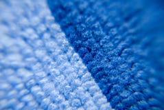 Microfiber macro Imagem de Stock Royalty Free