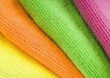 Microfiber Textile Stock Photography