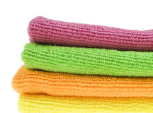 Microfiber Textile Royalty Free Stock Images