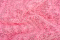 Microfiber towel Stock Photo