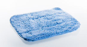 Microfiber Towels Isolate Royalty Free Stock Photography