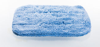 Microfiber Towels Isolate Royalty Free Stock Photos