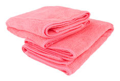 Microfibre Cleaning Cloths Stock Images