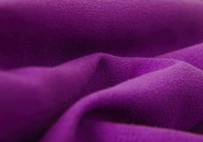 Microfibre closeup. Closeup detail of microfibre fabric Royalty Free Stock Photography