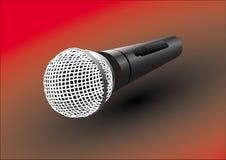 Microfon 免版税库存照片