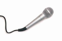 Microfone. Imagem de Stock Royalty Free