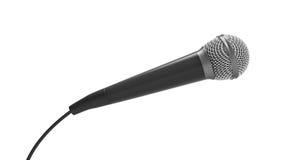 Microfone Imagens de Stock Royalty Free